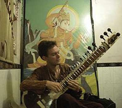Andrew Snyder (UC Berkeley | PhD student in ethnomusicology)